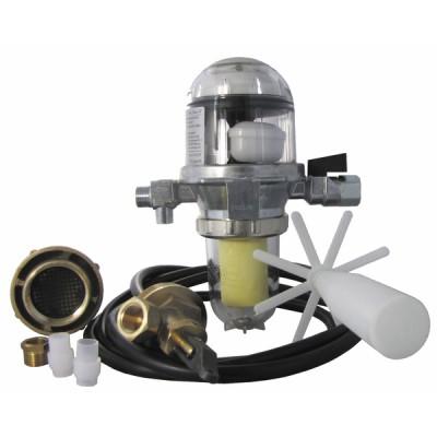 Kit combinado fueloil - OVENTROP : 2064751