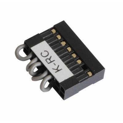 Plug. ecc-krc - AIRWELL : 243196