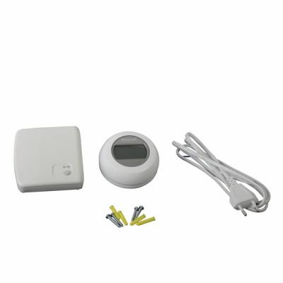 Thermostat d'ambiance sans fil Y87RF   BDR91 - HONEYWELL : Y87RF2058