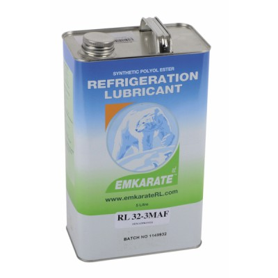 Bidon 5l huile ESTER RL32-3MAF - CARRIER : RL32-3MAF-5TTL