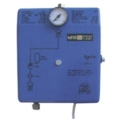 Saugpumpe ECKERLE Typ KD 10  - GOTEC: 110963