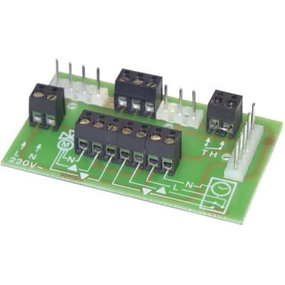 Leiterplatte - DIFF für Frisquet: F3AA40652