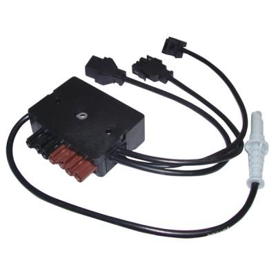 Verdrahtete Sockelplatte CICH TIGRA CF 500 58539864 - DIFF für Chappée: S19000233