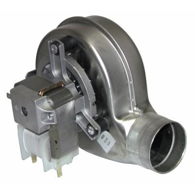 Ventilatore - DIFF per Unical : 02393K
