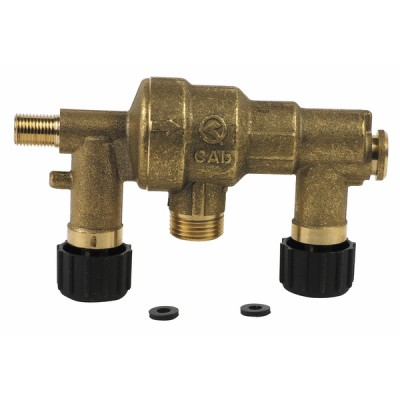 Desconector sanitario - DIFF para Unical : 03291V