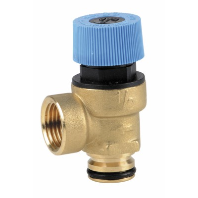 Domestic hot water valve 7 bars - DIFF for Unical : 04168Z