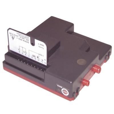Centralita seguridad chimenea  - DIFF para Bosch : 87168266160