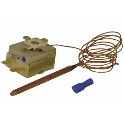 Thermostat JAEGER 30/90 capillaire 1.6m - DIFF pour Bosch : 87168104920