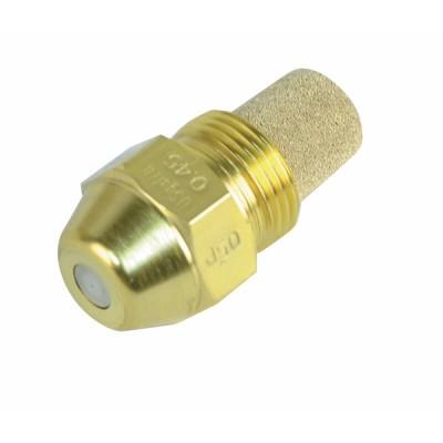 Gicleur 0,45 A 45° S - DIFF pour Bosch : 87168398190