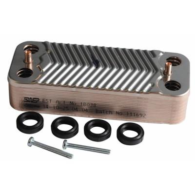 Intercambiador a placas 24 kW - DIFF para Viessmann : 7825533