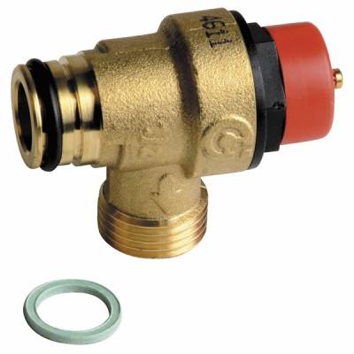 Válvula de seguridad - DIFF para Viessmann : 7825724