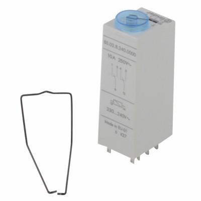 Relais temporisé 230V - DIFF pour Bosch : 87168179550