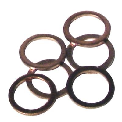 Demo gilbarco olymp copper gasket 1/8 (X 6) - OLYMP : ET253601