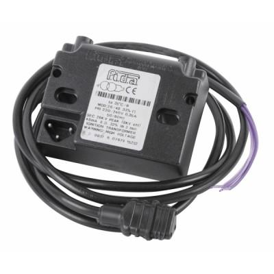 Ignition transformer 26/48 - BALTUR : 0005020078+0005130136
