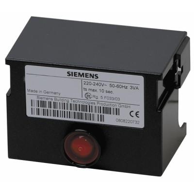 Control box fuel lmo 64 302c2b  - BENTONE AHR : 12000002