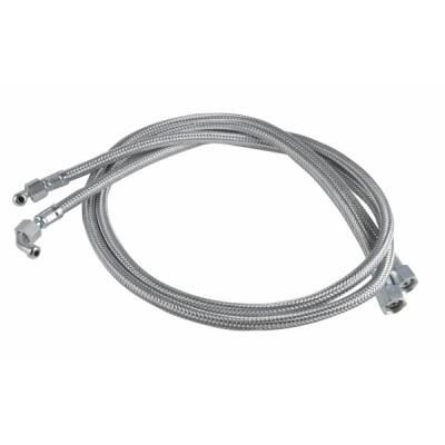 Flexibles gasoil S9.52/10 (X 2) - DIFF para Atlantic : 183024