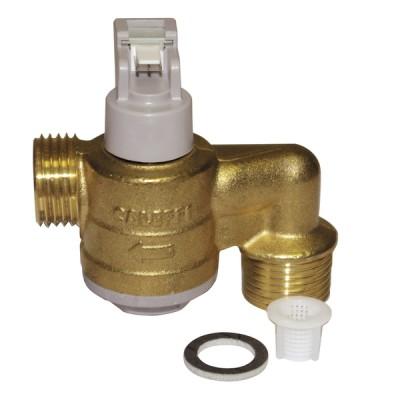 Durchflusssensor - DIFF für Ferroli: 39805910