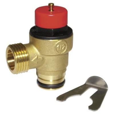 Relief valve 3 bars ferroli 39818270 - DIFF for Ferroli : 39818270