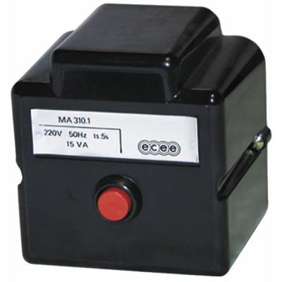 Centralita de control CEM ECEE MA 610-1 - ECEE : MA610.10M