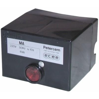 Boîte de contrôle CEM ECEE MA 28 - ECEE : MA28.08M
