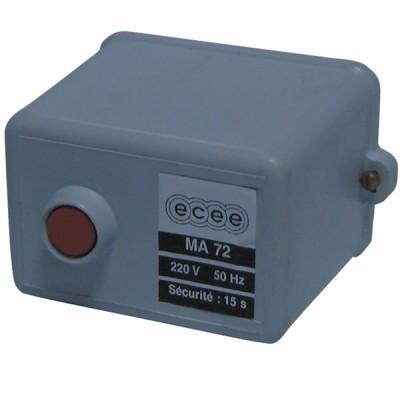 Control box cem ecee ma 52 - ECEE : MA52.10M