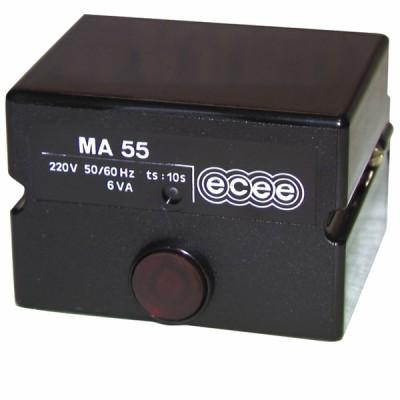 Centralita de control CEM ECEE MA 55D - ECEE : MA55.10M