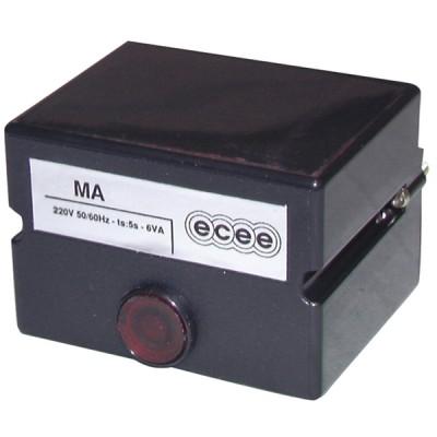 Centralita de control CEM ECEE MA 55R - ECEE : MA55R.10M