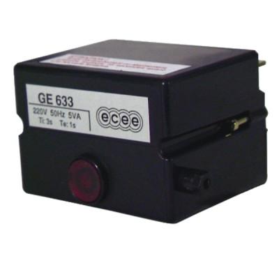 Centralita de control CEM ECEE GE 633 - ECEE : GE633.03M