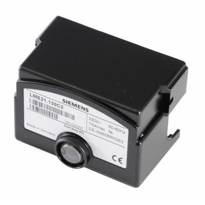 Control box gas lme 21 130a2 - SIEMENS : LME21 130C2