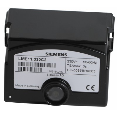 Boîte de contrôle LANDIS & GYR STAEFA LME 21 350C2 - SIEMENS : LME21 350C2