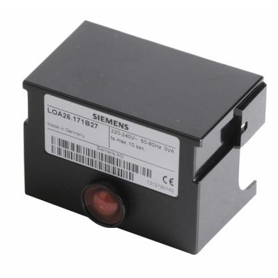 Boîte de contrôle fioul LOA26 - SIEMENS : LOA26 171B27