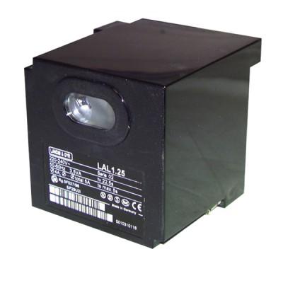 Centralita de control LAL 1,25 - SIEMENS : LAL1.25