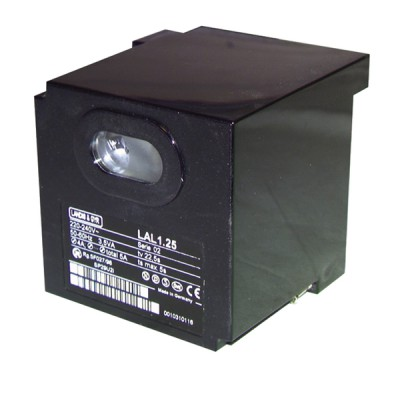 Control box fuel lal 1.25 - SIEMENS : LAL1.25
