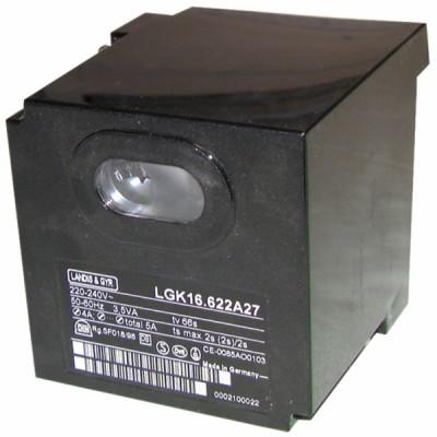 Control box gas lgk 16.322a27 - SIEMENS : LGK16 322A27