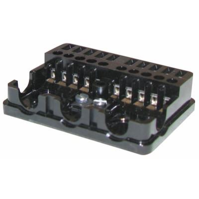 Sockelplatte für Steuergerät LANDIS und  GYR STAEFA - SIEMENS  AGK4 104.90250 - SIEMENS: AGK410490250