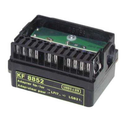 Adapter kf landis & gyr staefa - siemens kf 8852 - SIEMENS : KF8852
