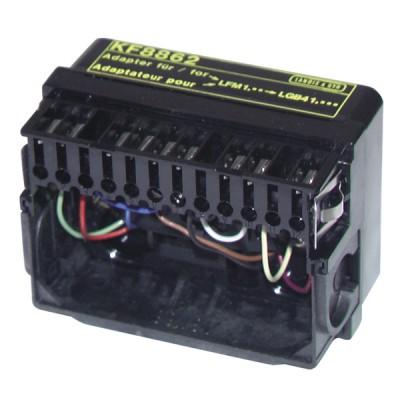 Adapter Serie KF  LANDIS und  GYR STAEFA - SIEMENS KF 8862  - SIEMENS: KF8862