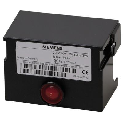 Centralita de control SIEMENS LMO 24 111A2  - SIEMENS : LMO24 111C2