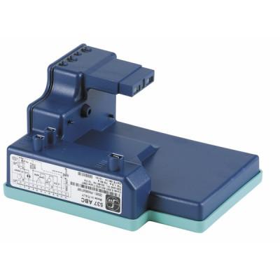 Control box sit gas type 0.537.501 - SIT : 0 537 501