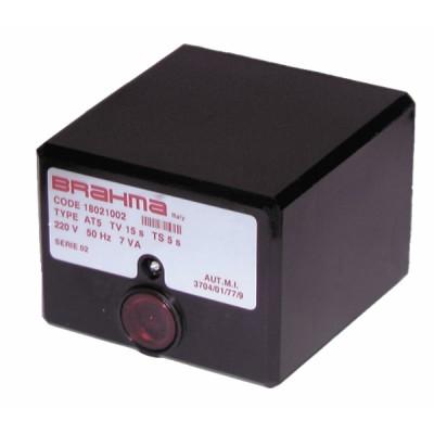 Control box brahma sm152.2 - BRAHMA : 24285622