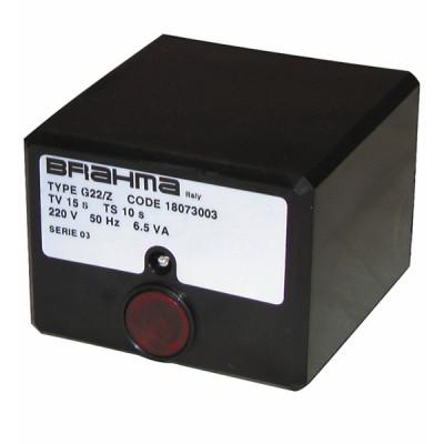 Apparecchiatura BRAHMA GF3/03 sola - BRAHMA : 18058000