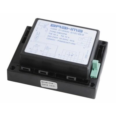 Control box brahma cm32 pr - BRAHMA : 37180685