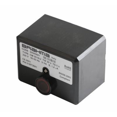 Boîte de contrôle BRAHMA CM391.2 - BRAHMA : 30085681