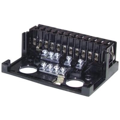 Sockelplatte für Steuergerät DANFOSS Sockelplatte 057H 7010 - 057H 7011  - DANFOSS: 057H7210