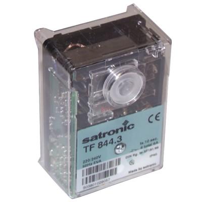 Control box satronic fuel tf 844 - RESIDEO : 02437U