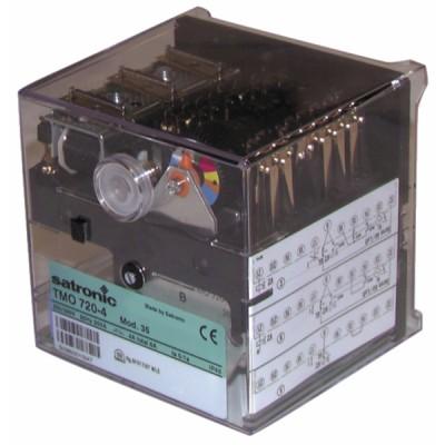 Boîte de contrôle SATRONIC fioul DkW 976