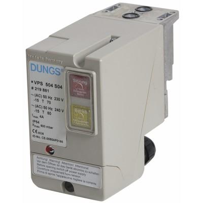 Boîte de contrôle DUNGS VPS504 série 04 - DUNGS : 219881