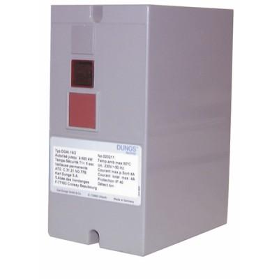Boîte de contrôle DGAI 69F - DUNGS : 225631