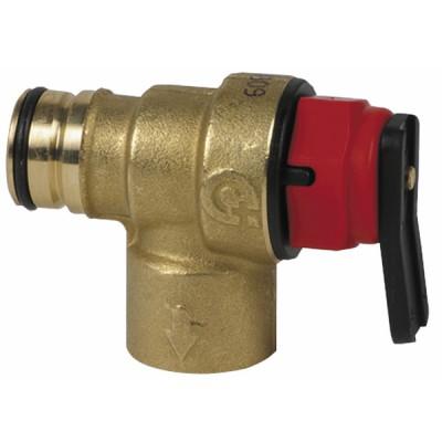 Relief valve 3 bars - DIFF for Beretta : R2907