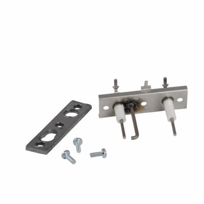 Kit électrode d'allumage - DIFF pour Chappée : 5110992